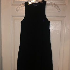 Polo Ralph Lauren SPORT TANK TOP DRESS Black S